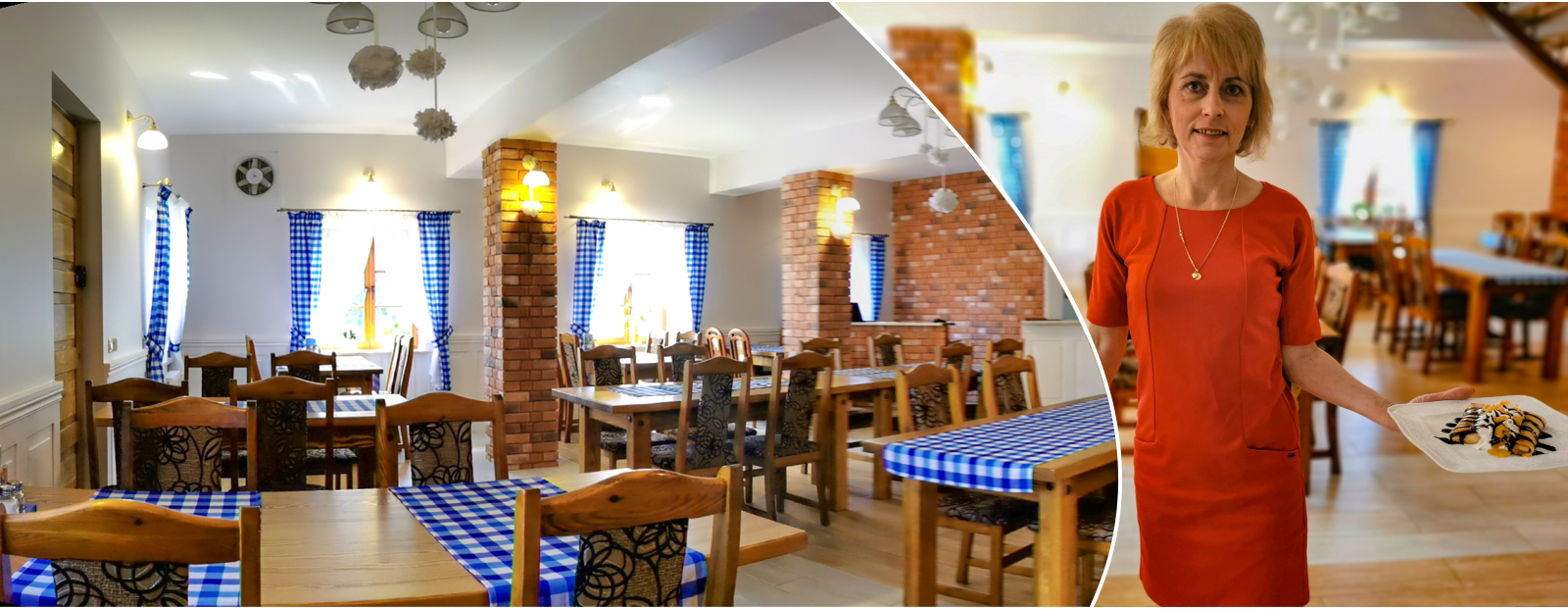 Restauracje na Mazurach, Ukta, Restauracja Kajaki Centrum